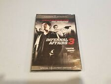 Infernal Affairs 3 (DVD, 2007)