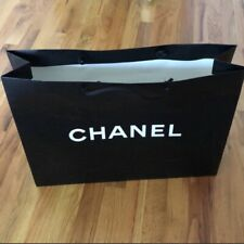 Chanel Large Paper Shopping Bag