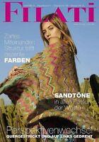 Filati Magazin Ausgabe 55 Bitte ein bisschen mehr Glamour im Alltag!