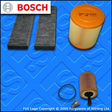 SERVICE KIT for AUDI A6 (C6) 2.0 TDI BOSCH OIL AIR CABIN FILTERS (2004-2011)