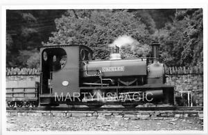 B5 British Railway Photograph CACKLER HE 671-98 Dinorwic (Llanberis) 12-9-1957