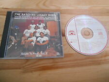 CD jazz SATCHMO Legacy Band-Salute to Pops vol.2 (7 Song) Soul Note/Ital