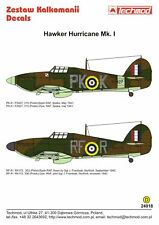 Techmod decals 1/24 Hawker Hurricane Mk. IC # 24018