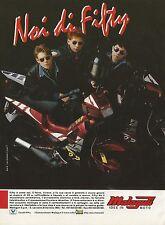 X1304 Fifty - Malaguti idee in moto - Pubblicità del 1993 - Vintage advertising