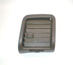 88-91 Honda Civic Hatchback CRX TAN Dash Air Vent Driver Side OEM BROWN