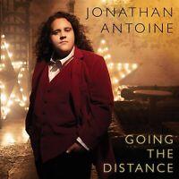 Jonathan Antoine - Going the Distance (CD/DVD) Sent Sameday*