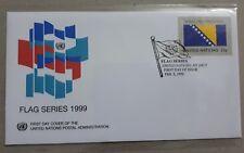 United Nations Flag FDC