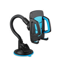 360 °Universal Car Windshield Cell Phone Holder Cradle Flexible Rotating Holder