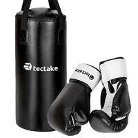 Kids boxing punch bag set children punching bag gloves fitness training sport