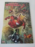 The Invincible Iron Man #600 Marvel Comics Bagged and Boarded