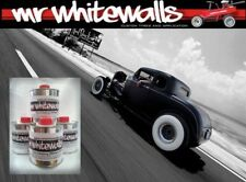 Permanent + Proven White Letter Tyre Paint 250ml (for Radial or Cross Ply Tyre)