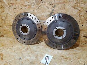 BMW K 100 K 75 Bremsscheibe vorne rechts + links Bremsscheiben 4,00 mm(34)