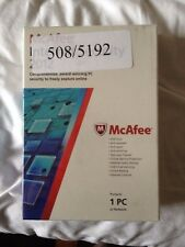 McAfee Internet Security 2012 1PC 1 year(free update to 2018)