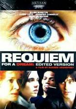 Requiem for a Dream: Edited Version (Dvd 2000, Ws ) Ellen Burstyn, Jared Leto Ln