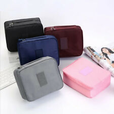Multifunction Travel Cosmetic Bag Makeup Case Pouch Toiletry Wash Organizer Bag