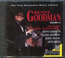 Benny Goodman - Original Quartet 1963 - Krupa, Hampton & Wilson - Yale Library