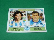 515 ANDREA CARNEVALE PESCARA PANINI FOOTBALL CALCIATORI 1993-1994 CALCIO ITALIA