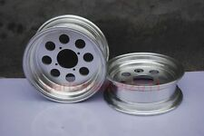 1 Pair Aluminium Rims For Honda Monkey Z50 Z50A Bikes Skyteam Z50 2.50X10 wheels