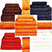 100% Egyptian Cotton 500gsm Face Cloth,Hand Towel, Bath Towel, Bath Sheet UK