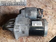 KIA HYUNDAI  IX35 STARTER MOTOR FITS OTHER MODELS 2013 361002B202 M000T34871ZE