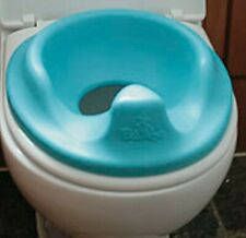 Used - Bumbo Toilet Trainer Potty Training Seat - Aqua