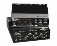 Steinberg UR22mkII USB Audio Interface with Microphone Preamps