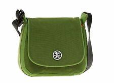 Crumpler The Status Belly Messenger Bag Hand Shoulder Bag (olive/lime/mid green)