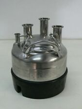 Alloy Products Stainless Steel Pressure Vessel 135 PSI Max Water Pressure