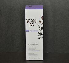 Yonka Creme 93 Combination Skin 50ml/1.74oz. New in box (Free shipping)