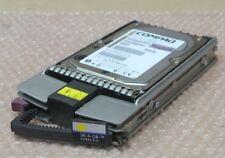 "HP Ultra3 SCSI 36.4GB 15K 3.5"" Hard Drive HDD + Caddy 233350-001 232916-B22"