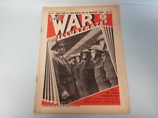 The War Illustrated No. 37 Vol 2 1940 Norway Namsos A A Guns Narvik