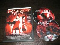 Resident Evil DVD Milla Jovovich Michelle