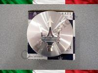 1 COPRIMOZZO MASERATI GHIBLI LEVANTE stemma logo originale cerchi in lega 60mm