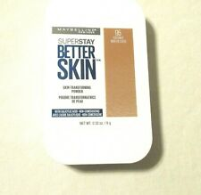 MAYBELLINE SUPERSTAY BETTER SKIN-TRANSFORMING POWDER #95 COCONUT FREE SHIP