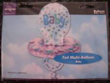 B/New It's A Boy Super Shape 22 x 29 inch Foil Balloon