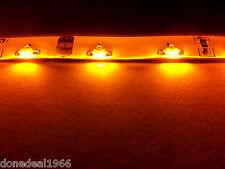 AMBRA PC MODDING Mobo Retroilluminazione Case luci LED striscia MOLEX SINGOLO 50 CM STRISCIA