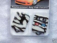 ZEBRA PRINT Ford Mustang Focus Taurus Explorer Keyless Remote Case