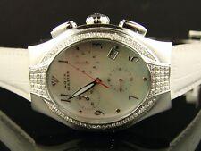 Lady Aqua Master/Joe Rodeo Swiss 100 Diamond Watch 1.25 W#73 77-2