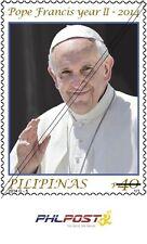 2014 Papa Francesco anno II - Filippine - singolo+app