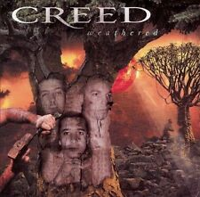 CREED: WEATHERED [My Sacrifice,Who's Got My Back?,One Last Breath++] FREE SHIP