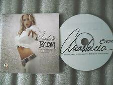 CD-ANASTACIA-BOOM-ALBUM-ALMIGHTY-COUPE DU MONDE KOREA-__(CD SINGLE)-2002-2 TRACK