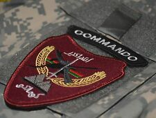 KANDHARA TALIZOMBIE© WHACKER PRO-TEAM AFG NATIONAL ARMY ANA COMMANDO SSI W/TAB