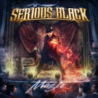 SERIOUS BLACK - Magic - Digipak-2CD - 164248