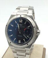 IWC Big Ingenieur 7 Day 45.5 mm Automatic Watch Stainless Steel IW500501 W/ Box