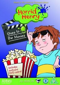 Horrid Henry Goes To The Movies [DVD][Region 2]