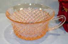 Anchor Hocking Miss America Pink Depression Glass Cup