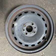 Cerchio in ferro Fiat Punto Mk2 188 1999-2003 5,5JX14 4X98 ET35 usato (53712)