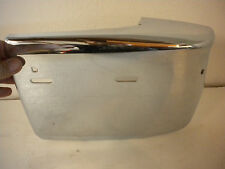 Cadillac Fleetwood Deville Brougham 1980-1989 Front Bumper End Extension Right
