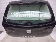 Seat Ibiza 6L 1,4 Heckklappe LC9Z Schwarz Black Magic ohne Anbauteile 5 Türig