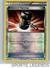 2012 pokemon Dark Explorers reverse holo Enhanced Hammer 94/108